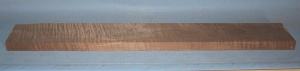 Torrified curly maple neck blank type F medium figure number 17