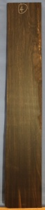 African Black Ebony sawn board no 4