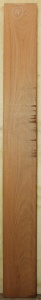 Old Brazilian Mahogany sawn board number 14