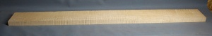 Curly maple bass guitar neck blank type FB strong figure number 102