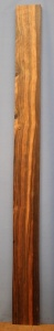 Asian Striped Ebony sawn board number 8