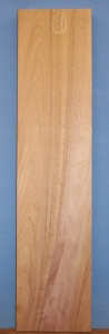 Old Brazilian Mahogany sawn board number 9