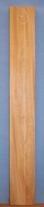Old Brazilian Mahogany sawn board number 8