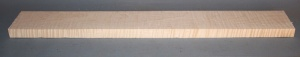 Curly maple guitar neck blank type F strong figure number 20