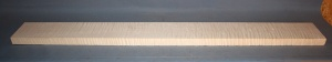 Curly maple bass guitar neck blank type FB strong figure number 101