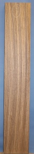 Zebrano sawn board number 9