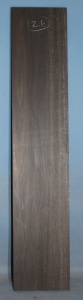 African Coloured Ebony sawn board no 26
