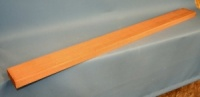 Honduras mahogany guitar neck blank type A second choice