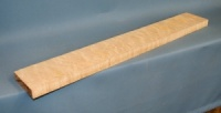Birdseye maple guitar neck blank type F strong figure