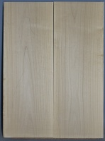 Alder two piece body blank no 11