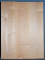 Alder three piece body blank no 8