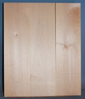 Alder three piece body blank no 11