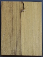 Black limba heart sap single piece blank no 76 select grade