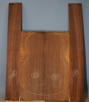Indian rosewood guitar back and sides CAAA* no 135