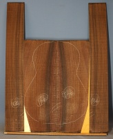 Indian rosewood guitar back and sides CAAA* no 136