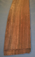 Indian rosewood veneer quarter cut number 1