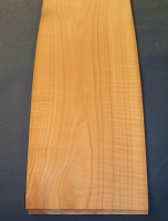 European cherry veneer crown cut number 1