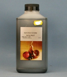 Mylands Acrylic Waterstain Walnut 1 litre
