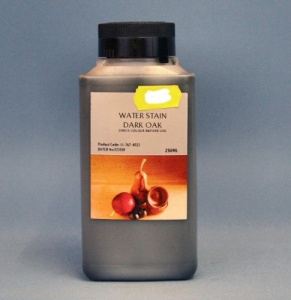 Mylands Acrylic Waterstain Dark Oak 250ml